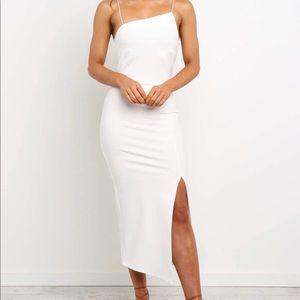 Petal & Pup White Zahra Dress - Size 10